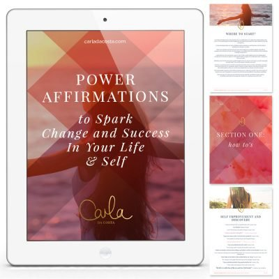 Power Affirmations