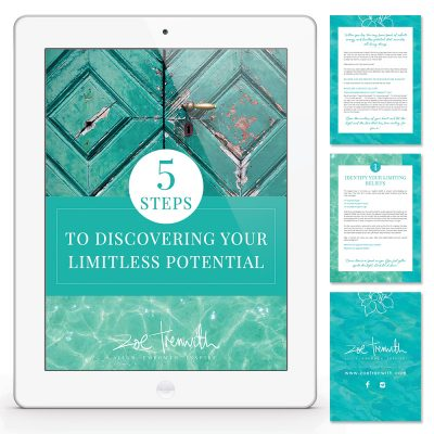 5 Steps To Discovering Your Limitless Potential