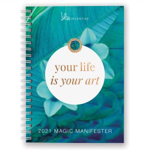 2021 Bliss Inventive Magic Manifester Daily Planner